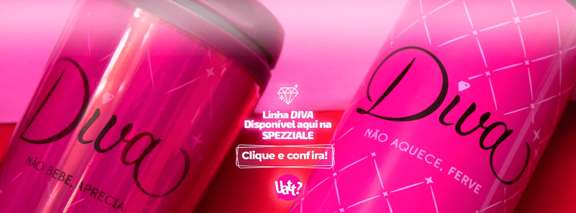 Banner Linha DIVA | BIA